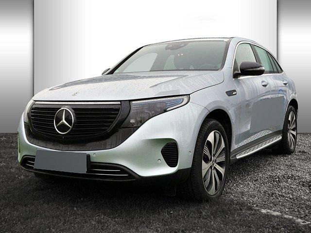 Mercedes-Benz EQC - 400 4M Edition 1886 SHZ PTS KAMERA NAVI LED