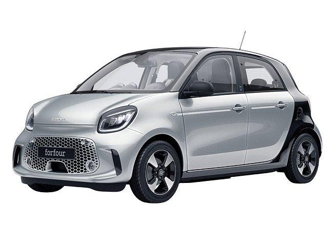 Smart forfour - EQ Exclusive Pano DAB Klima Tempomat LE