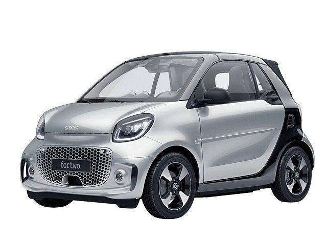 Smart fortwo cabrio - EQ Exclusive DAB Klima Tempomat LE