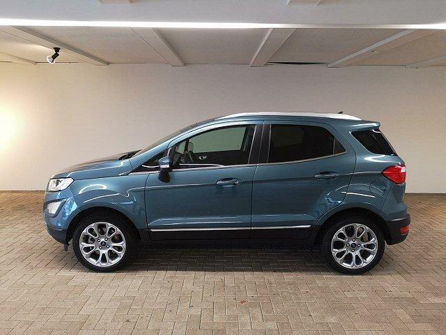 Ford EcoSport - TITANIUM NAVI / AHK LEDER WINTER-PAKET TWA