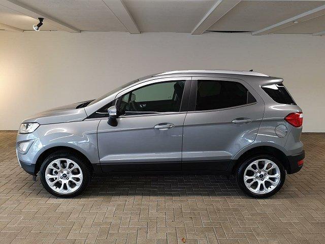 Ford EcoSport - TITANIUM WINTER-PAKET / GETÖNTE SCHEIBEN