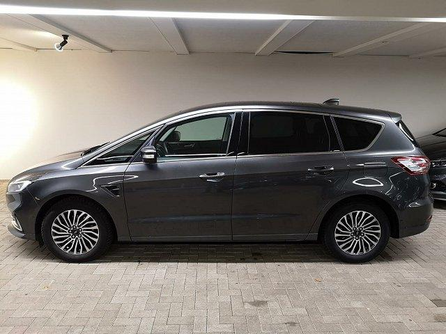 Ford S-MAX - TITANIUM BUSINESS-PAKET 3/ AHK / PANORAMADACH