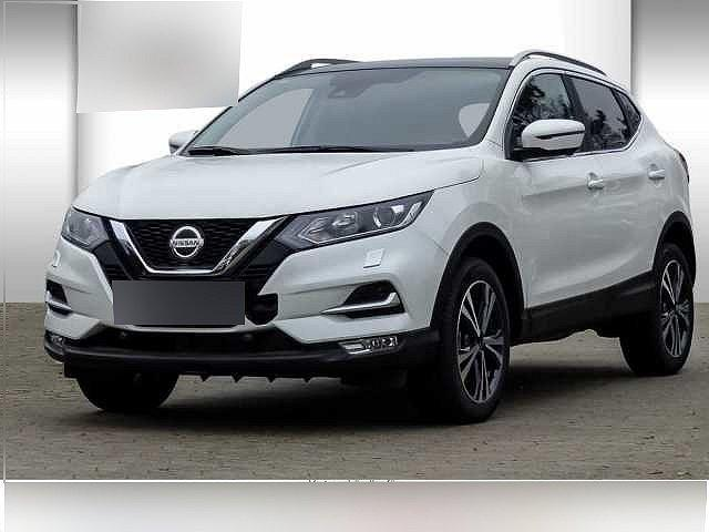 Nissan Qashqai - 1.3 DIG-T 140PS N-CONNECTA Panoramadach