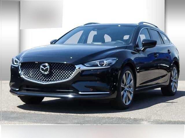 Mazda Mazda6 Kombi - 6 SKYACTIV-D 184 Drive i-ELOOP Sports-Line SPlus Paket GSD