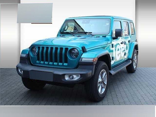 Jeep Wrangler - JL MY19 Sahara Unlimited 2.2l CRDI 2.2 Open Sky NAVI SHZ ACC