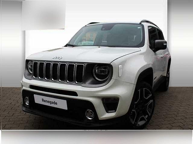 Jeep Renegade - 1.3 T-GDI Limited Panoramadach Navi
