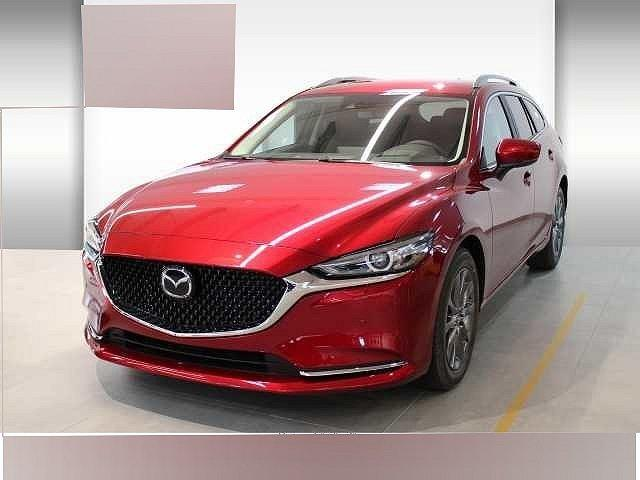 Mazda Mazda6 Kombi - 6 SKYACTIV-G 165 Exclusive-Line Act-P.