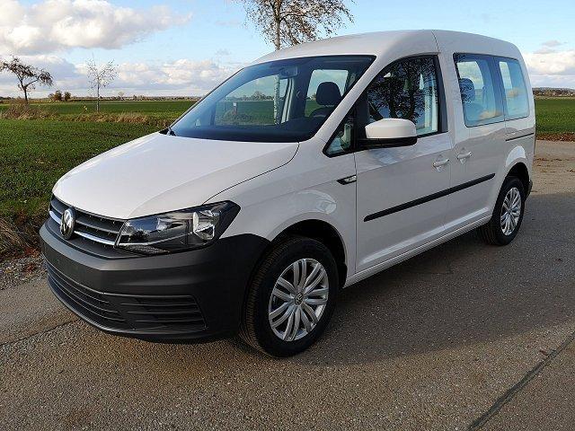 Volkswagen Caddy - Kombi 2.0TDi KR PDC GRA Klima Radio Bluetooth