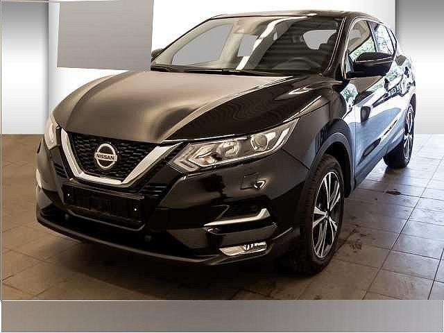 Nissan Qashqai - 1.3 DIG-T 160PS N-CONNECTA BFS NAVI