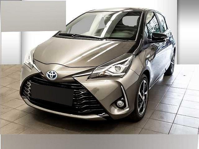 Toyota Yaris - 1.5 Hybrid 5trg Style Selection Platinum Bronze