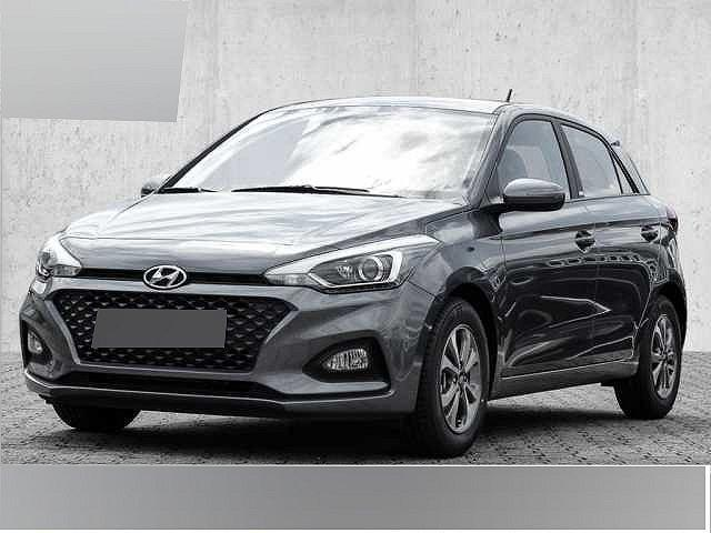 Hyundai i20 - blue 1.0 T-GDI DCT Trend Comfort-Paket Sicherheits-Paket