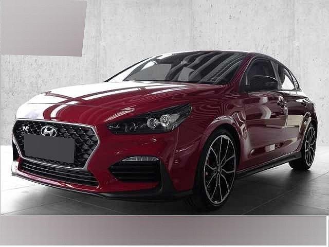 Hyundai i30 - 2.0 T-GDI Fastback N Performance Navi-Paket Komfort-Paket