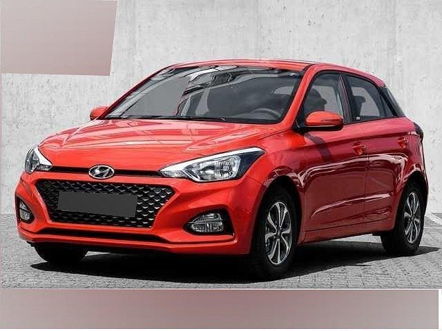 Hyundai i20 - blue 1.0 T-GDI Trend PDC Sitzheizung Lenkradheizung