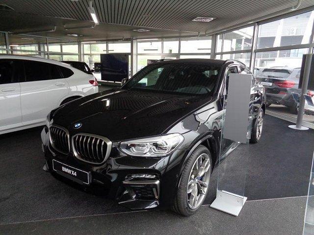 BMW X4 - M40d AHK Innovation Entertainment BusinessProf