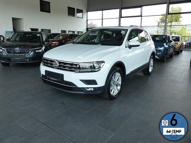 Volkswagen Tiguan - 2.0TDI Highline 4Motion Pano SOFORT ACC Virtuel LED Navi EasyOpen