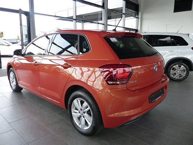 Volkswagen Polo - 1.0TSI OPF ACC PDC v+h Winter SOFORT Navifunktion über AppConnect Alu Climatic