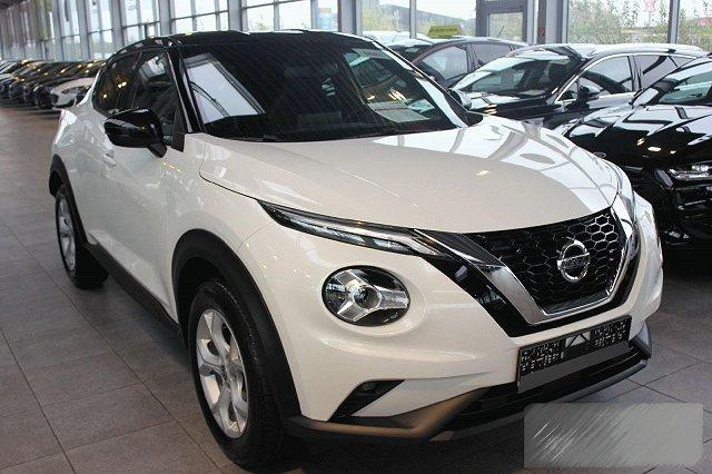 Nissan Juke - 1,0 DIG-T 5T 117 DCT AUTO. MJ2021 N-CONNECTA NAVI LED CARPLAY-ANDROID