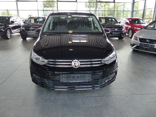 Volkswagen Touran - 1.5 TSI DSG Navi ACC Kamera SOFORT 7-Sitzer Winter PDC V+H Light Assist uvm