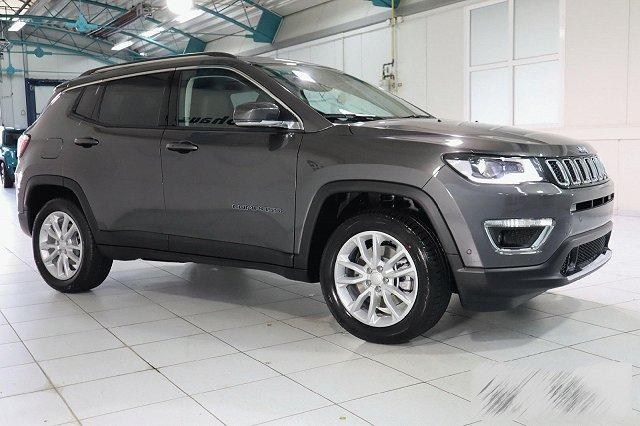 Jeep Compass - PLUG-IN HYBRID 4XE LIMITED AUTOMATIK MJ 2020