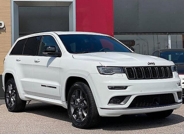 Jeep Grand Cherokee - S-Limited 3.0 CRD, Panorama, Xenon, uvm. 3.0l V...