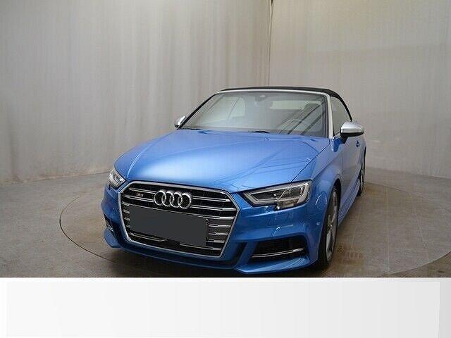Audi S3 Cabriolet - TFSI Cabrio S tronic