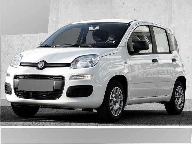 Fiat Panda - 1.2 StartStop Easy, DAB+, Höhenverstellbarer Fahrersitz 2020