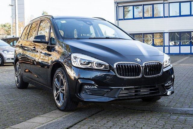 BMW 2er Gran Tourer - 216 *SPORT LINE*7-SITZER/KAM/UPE:42