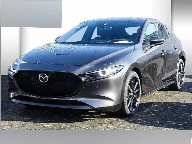 Mazda Mazda3 5-Türer - 3 SKYACTIV-X 2.0 M-Hybrid DRIVE SELECTION DES-P ACT-P BOS LED-S A18-S