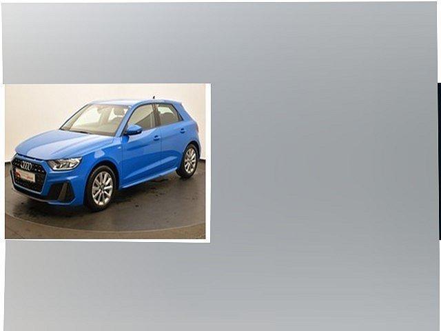 Audi A1 - Sportback 30 TFSI S-Line Multilenk/SpoFw/Sitzhz