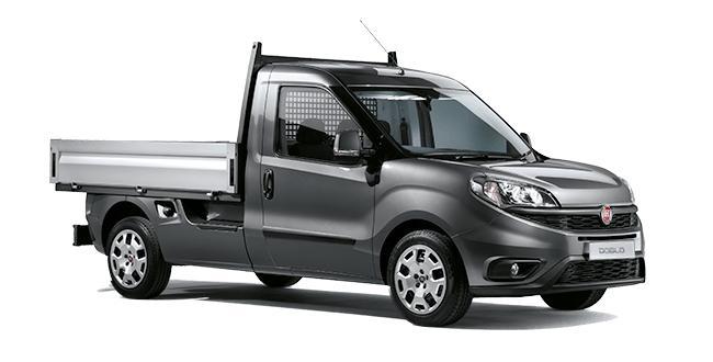 Fiat Doblo Pritsche