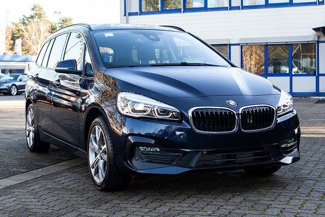 BMW 2er Gran Tourer - 216 *SPORT LINE*/AHK/LED/18/UPE:44