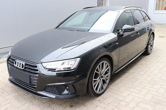 Audi A4 allroad quattro - Avant 40 2.0 TDI S-Tronic sport S-Line AHK,Navi