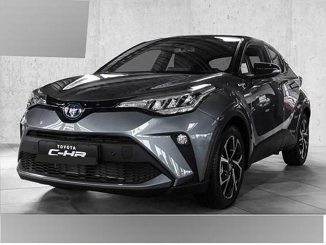 Toyota C-HR - 2.0 Hybrid 4x2 Team Deutschland Zweifarb Lackierung