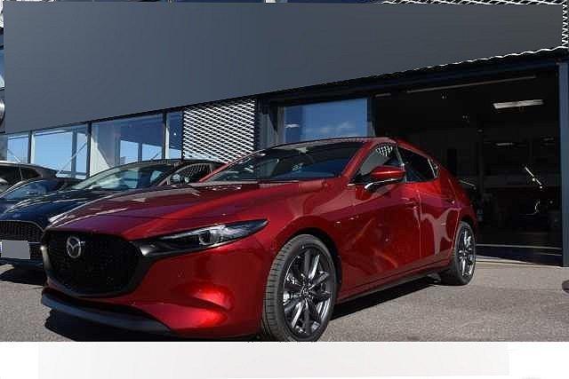 Mazda Mazda3 5-Türer - 3 S SKYACTIV-X 2.0 M-Hybrid 6AG SELECTION DES-P ACT-P BOSE LED-S A18-S