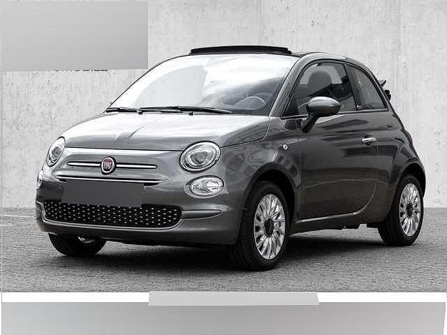 Fiat 500C - Hybrid Serie 8 Lounge - City Paket, Klimaanlage, Apple CarPlay, Dach grau