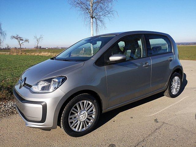 Volkswagen up! - up 1.0MPi Move neues Modell PDC Kamera Alu GRA