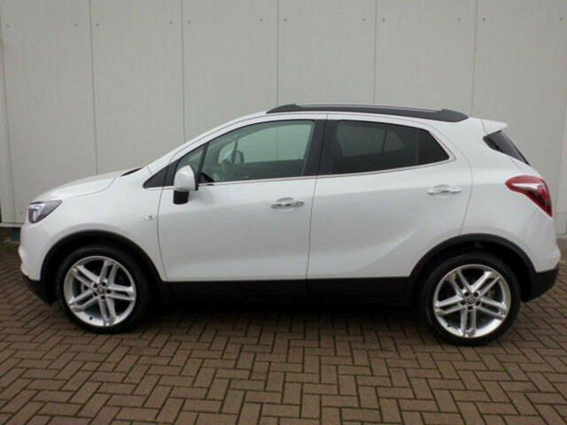 Opel Mokka X - 1,4 Innovation+LED+Schiebedach+Kamera+AT