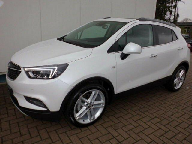 Opel Mokka X - 1,4 Innovation+Schiebedach+Kamera+AT+AHK