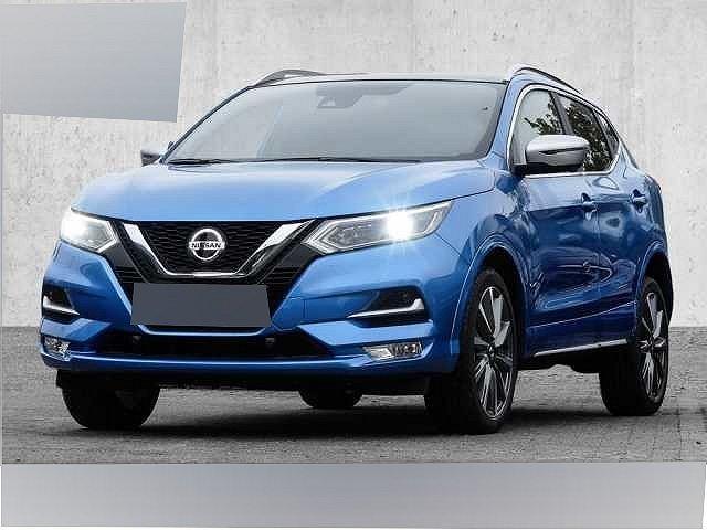 Nissan Qashqai - 1.3 DIG-T DCT N-CONNECTA Navi LED Winter- und Dynamic Paket
