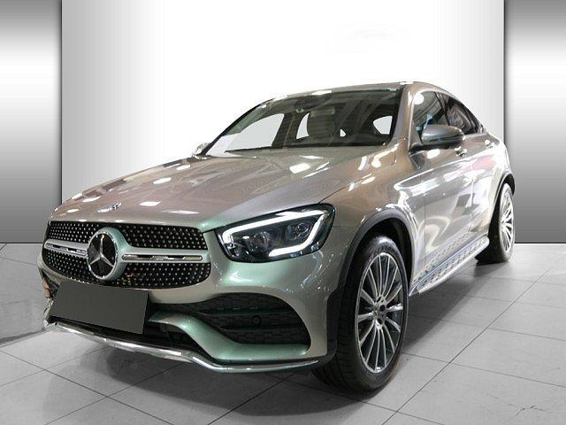 Mercedes-Benz GLC - 300 Coupe 4M AMG Line NAVI LED 2,99 EFF*