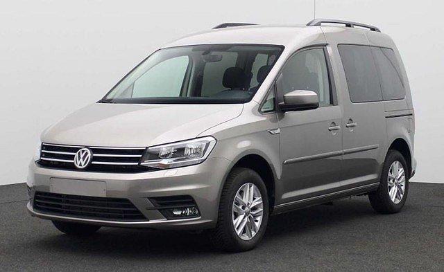 Volkswagen Caddy - Kombi 2.0 TDI Comfortline Navi/Multilenk/ACC