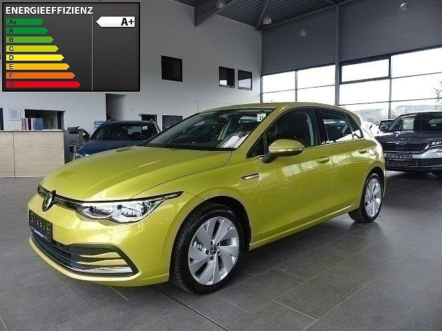 Volkswagen Golf - 8 VIII 2.0TDI DSG SOFORT Navi IQ.Light Matrix-LED ErgoSitz uvm
