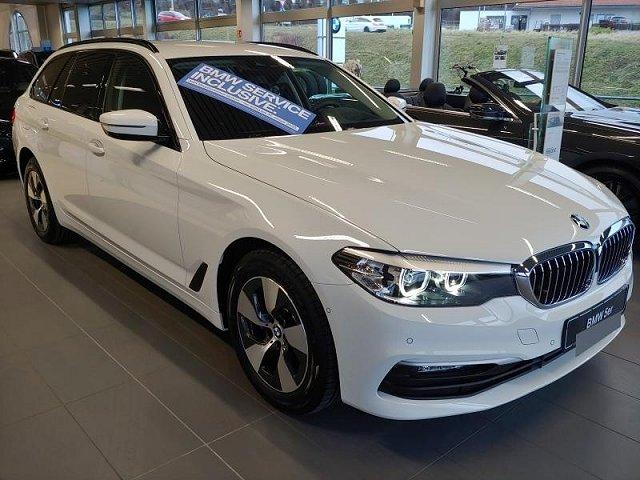 BMW 5er Touring - 520d Aut AHK Businesspaket Head-Up