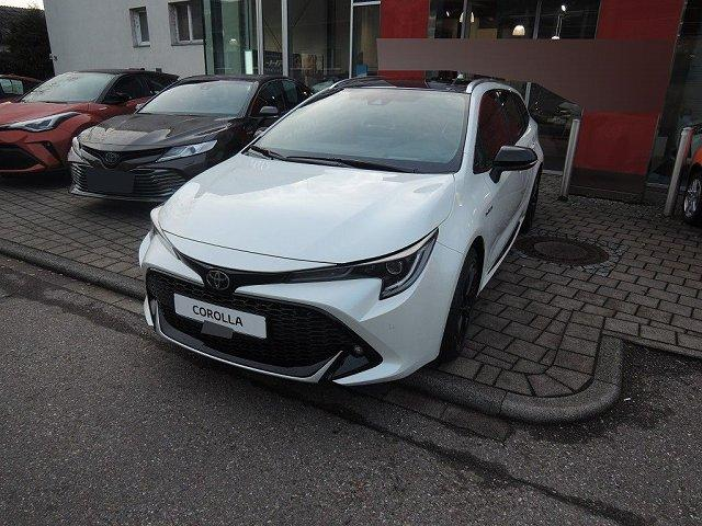 Toyota Corolla Touring Sports - 2.0 Hybrid GR Sport (ZE1HE)