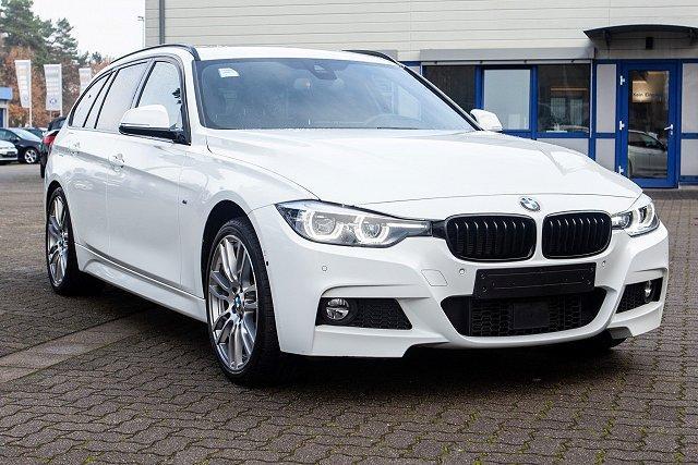 BMW 3er - 320d touring*xDRIVE*STEPTR*M-SPORT*AHK*/UPE:70