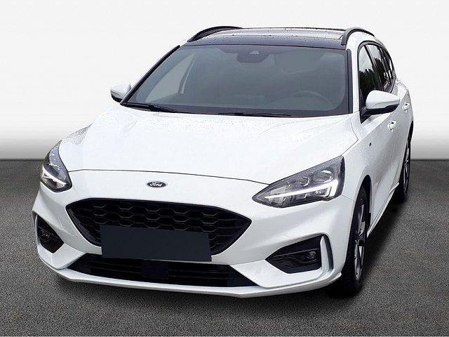 Ford Focus Turnier - 2.0 EcoBlue Aut. ST-LINE Pano LED
