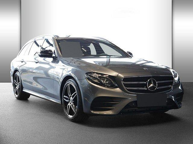 Mercedes-Benz E-Klasse - E 220 d T AMG Line Night AHK Standhz. Comand LED