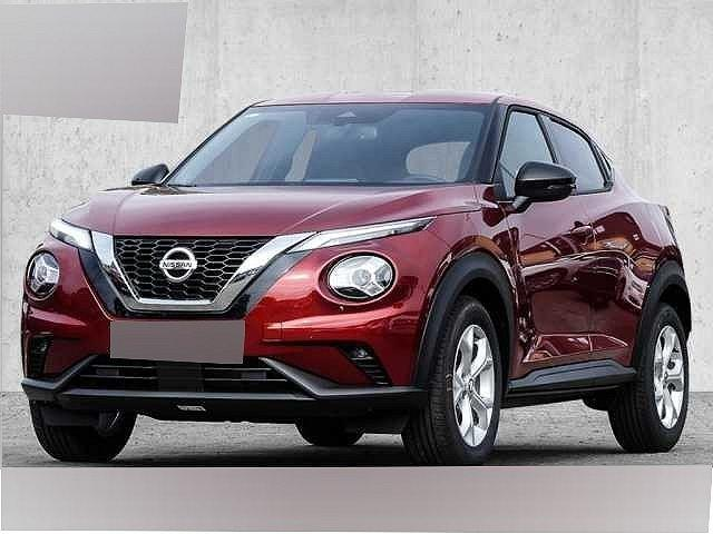 Nissan Juke - DIG-T 117 DCT N-Connecta Navi Winter