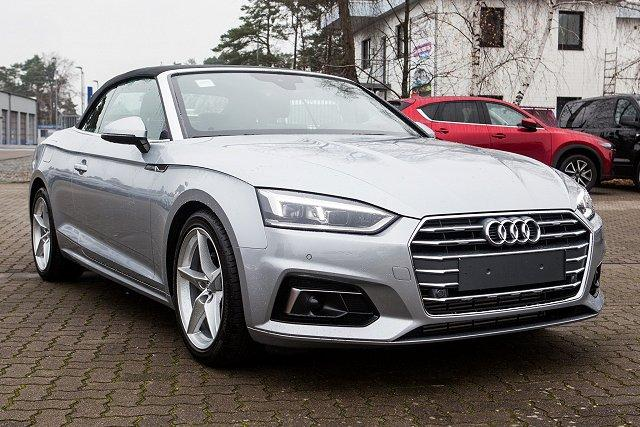 Audi A5 Cabriolet - CABRIOLET*SPORT*40 TFSI S-TRONIC *UPE:60*