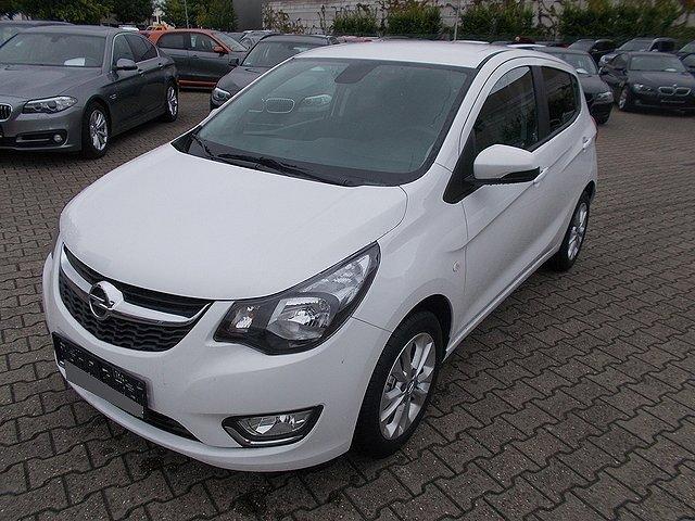 Opel Karl - Innovation Navi Teilleder Sitzheizung
